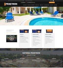 penetron mexico sitio web